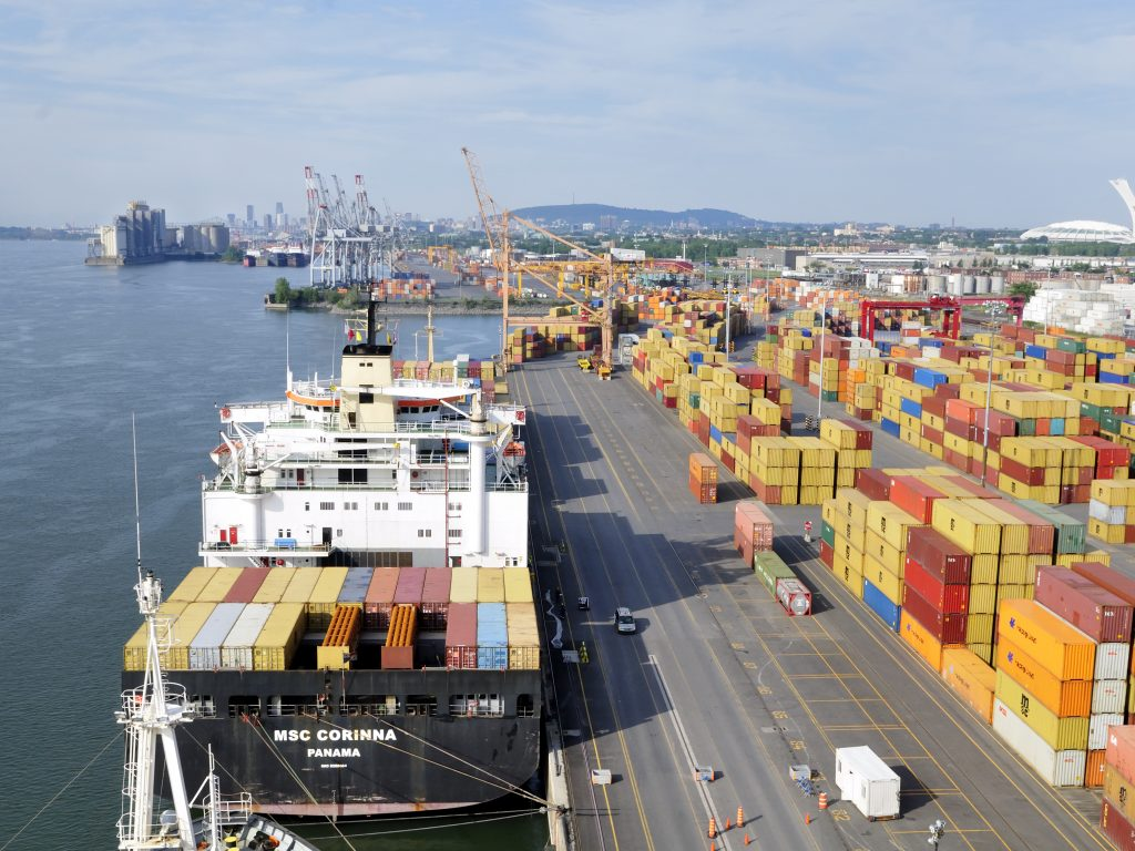 Great Lakes-St  Lawrence River Shipping - Chamber of Marine Commerce